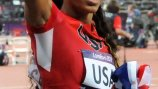 athlete sanya richards ross victory