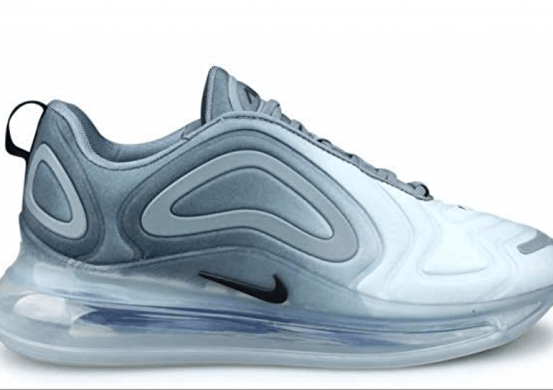 The Nike Air Max 720 features the largest Air unit to date.