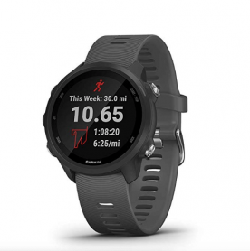 The Garmin Forerunner 245 includes everything from a GPS to Incident Detection.