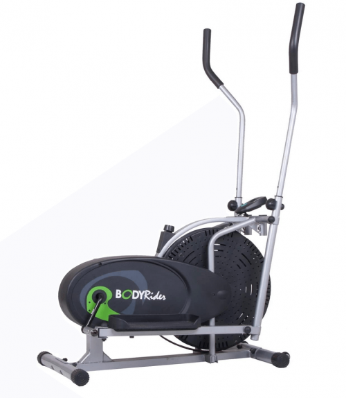 Body Rider Fan Elliptical Trainer with Air Resistance System