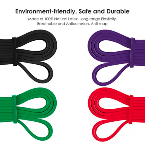 INTEY Pull up Assist Band Exercise Resistance Bands