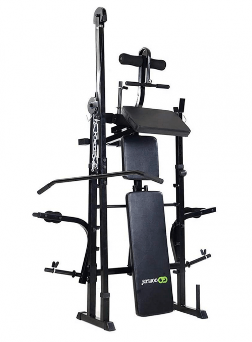 Goplus Olympic Weight Bench 2