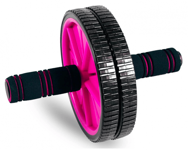 Tone Fitness Ab Roller Toning Wheel for Abs Workout