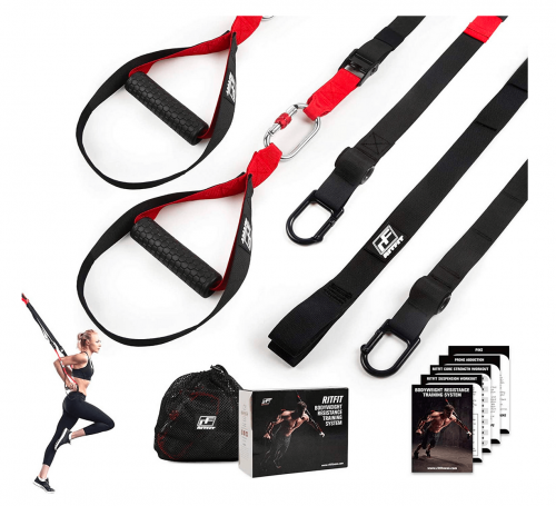 RitFit Bodyweight Resistance Trainer Kit