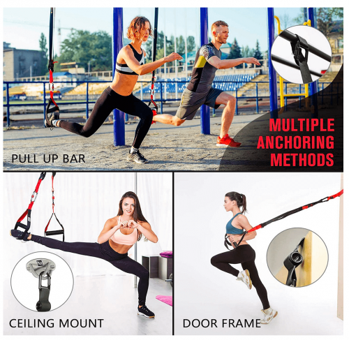 RitFit Bodyweight Resistance Trainer Kit 3