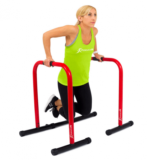 ProsourceFit Dip Stand Station 2