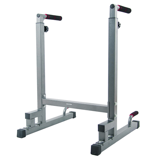 BalanceFrom Multi-Function Dip Stand Dip Station Dip bar with Improved Structure Design