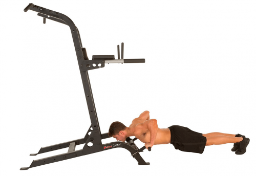 Fitness Reality X-Class High Capacity Multi-Function Power Tower display