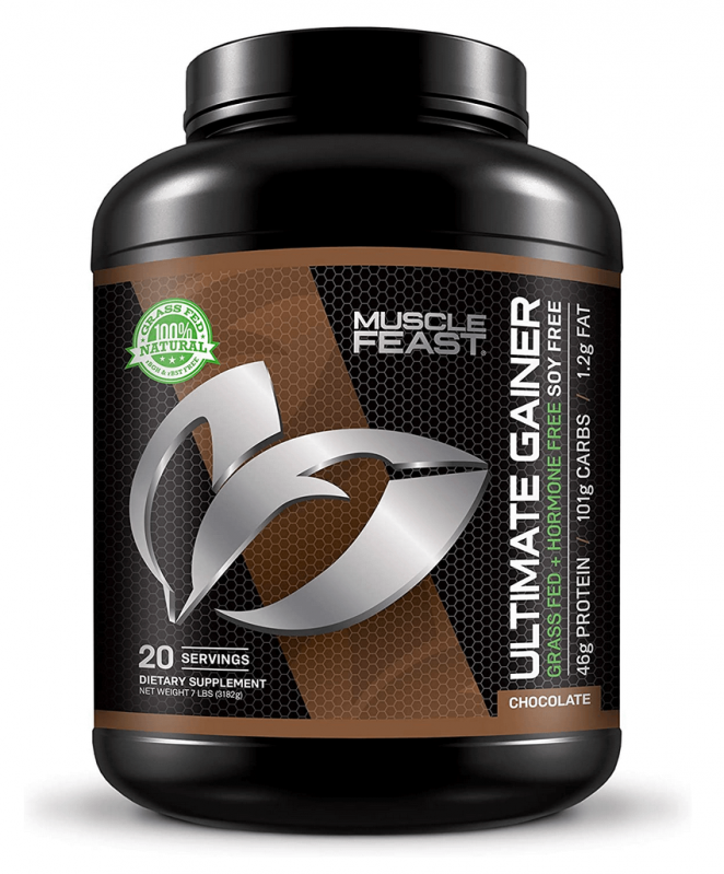 Ultimate Weight Gainer 7 Pounds