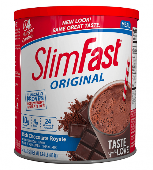 SlimFast Original Rich Chocolate Royale Meal Replacement Shake Mix