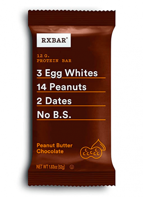 RxBars Real Food Protein Bars