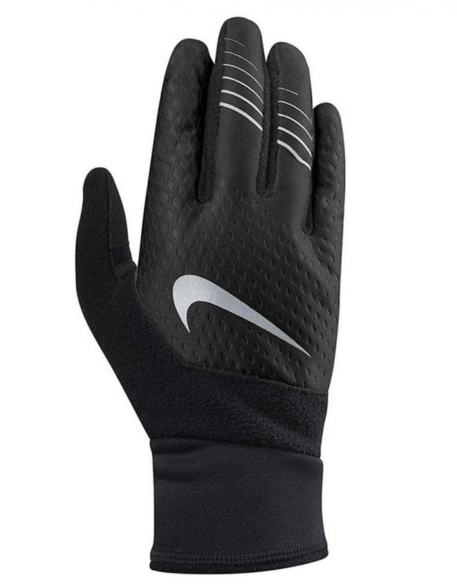 Nike Mens Therma Fit Running Athletic Gloves
