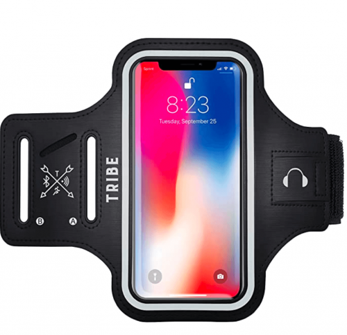 TRIBE Water Resistant Cell Phone Armband
