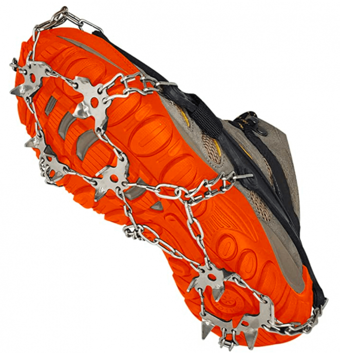 Outdoor 360 Ice Cleats for Shoes and Hiking Boots