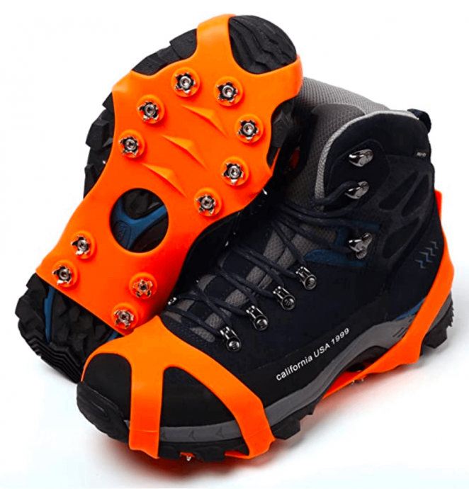Ceestyle 11 Spikes Crampons