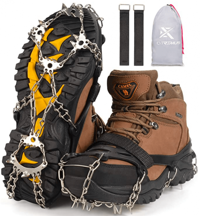 Extremus 23-Spike Ice Cleats