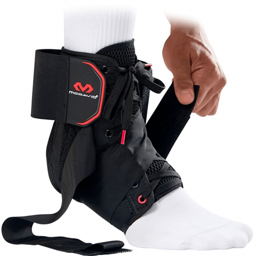 McDavid 195 Deluxe Ankle Brace with Strap