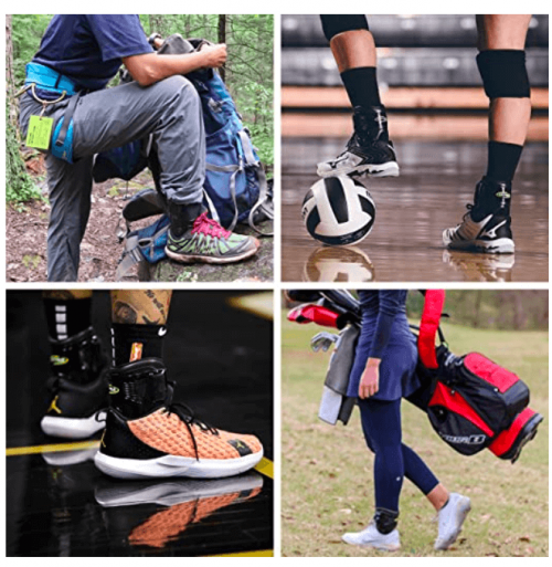 Ultra Zoom Ankle Brace for Injury Prevention