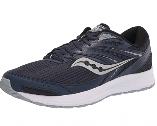 Saucony mens Cohesion 13 supination Running Shoe