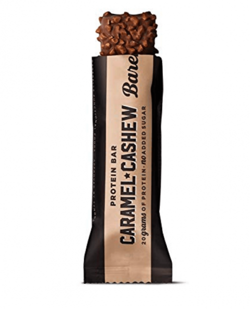 Barebells Caramel Cashew High Protein and Low Carb Bar