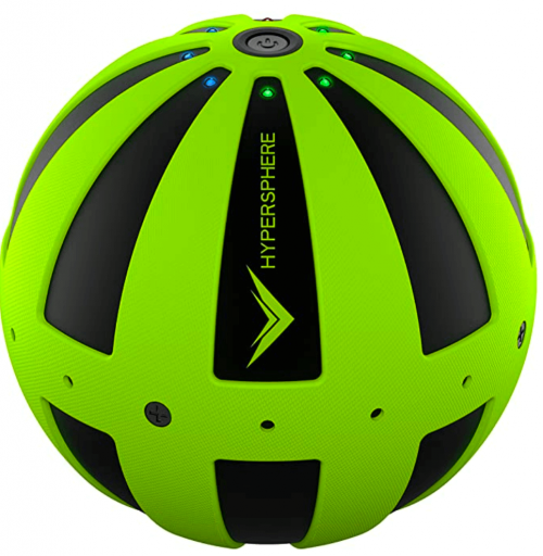 HYPERSPHERE by Hyperice - 3 Speed Localized Vibration Therapy Ball
