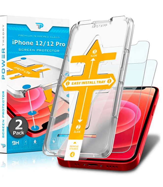 Power Theory Screen Protector