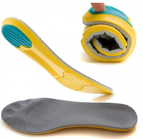 Bringsine Arch Support Insoles for Men and Women Shoe Inserts