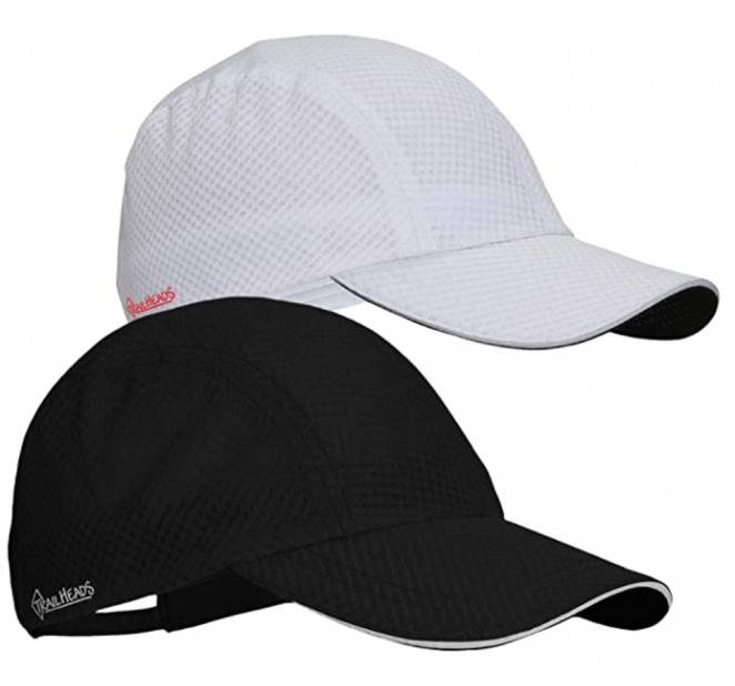 TrailHeads Race Day Performance Running Hat