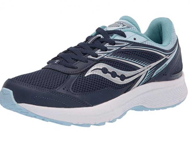 Saucony Womens Cohesion 14 Running Shoe