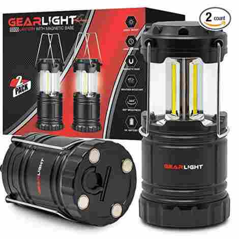 8. GearLight LED