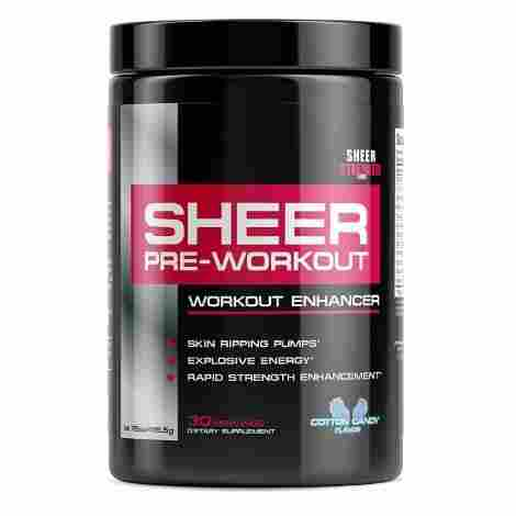 8. Sheer Strength Labs