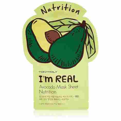 9.  TONYMOLY I'm Real Avocado