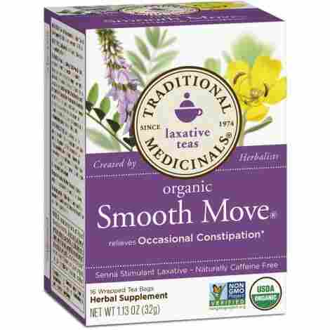 Traditional Medicinals Organic Smooth Move
