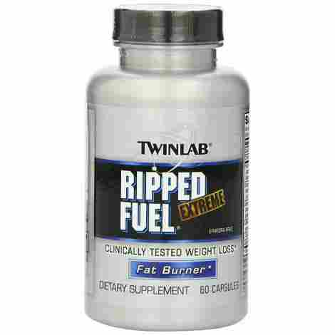 10.  TwinLab Ripped Fuel Extreme