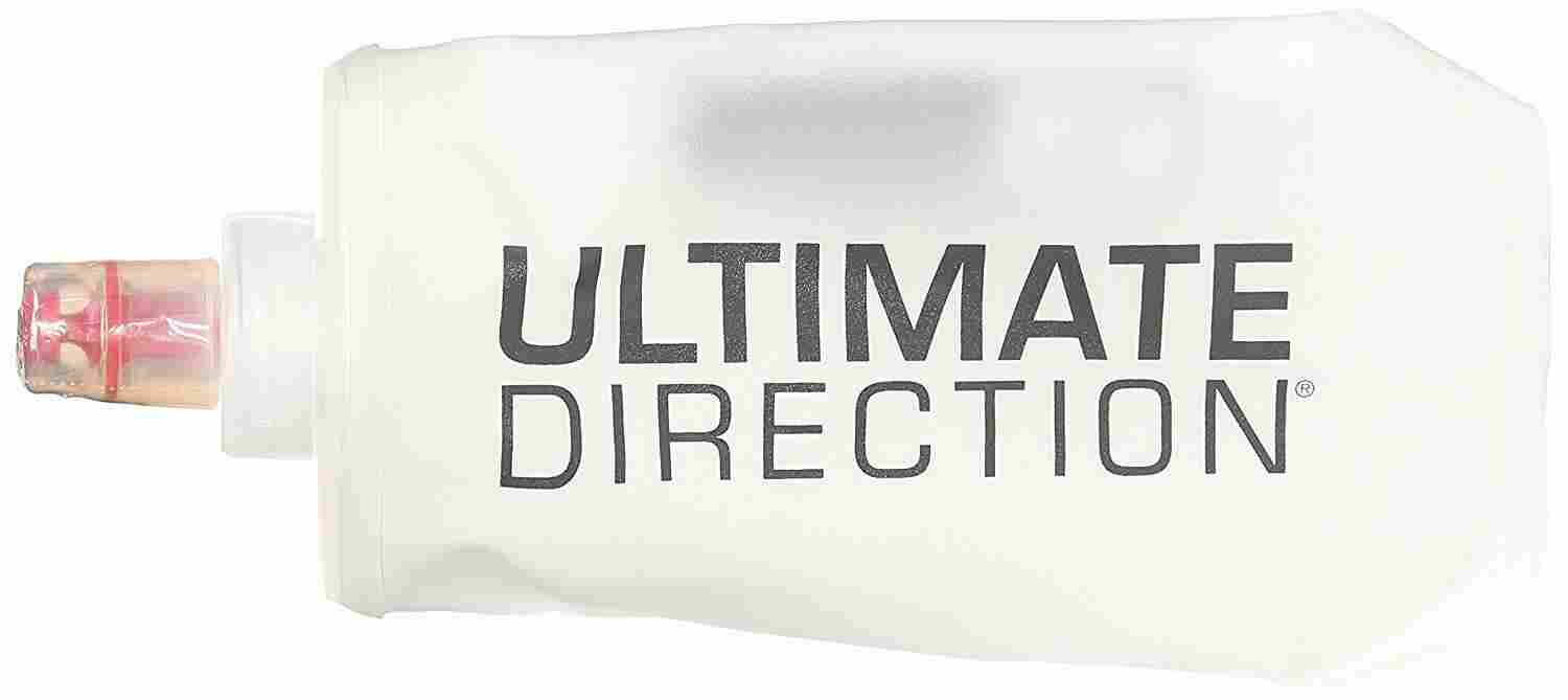 9. Ultimate Direction Bottle with Kicker Valve