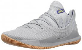 An in depth review of the Under Armour Curry 5 basketball shoe review.