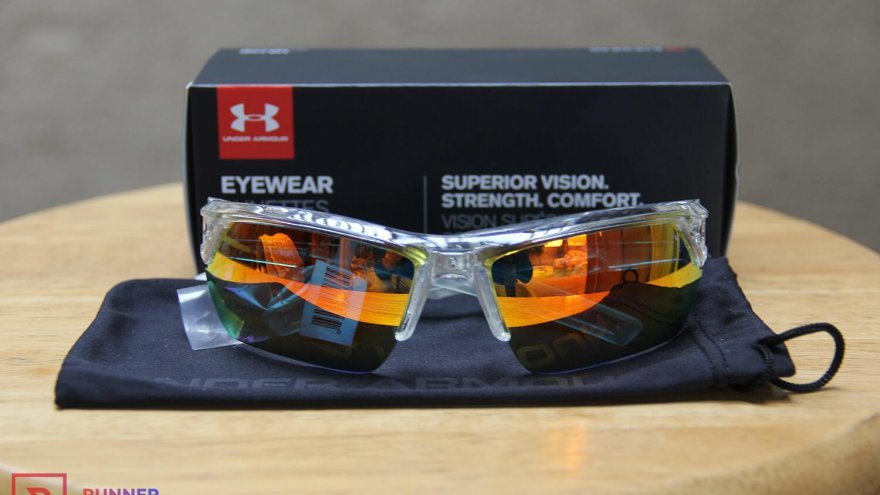 0577e96c292 Under Armour Igniter 2.0 Sunglasses Reviewed in 2017