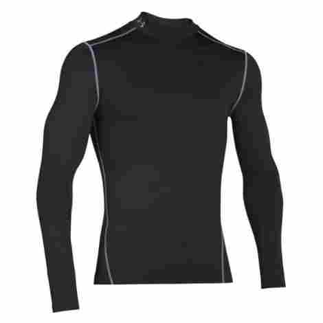 9. Under Armour Men's ColdGear Armour Compression Mock
