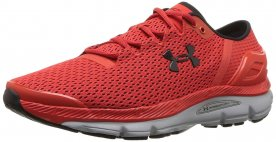 An in depth review of the Under Armour SpeedForm Intake 2 cushioned, responsive and breathable running shoe.
