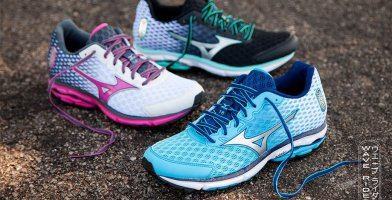 The best running shoes from Mizuno