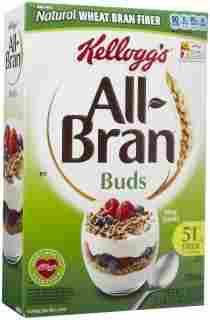 2. All Bran Buds (Kellog's)