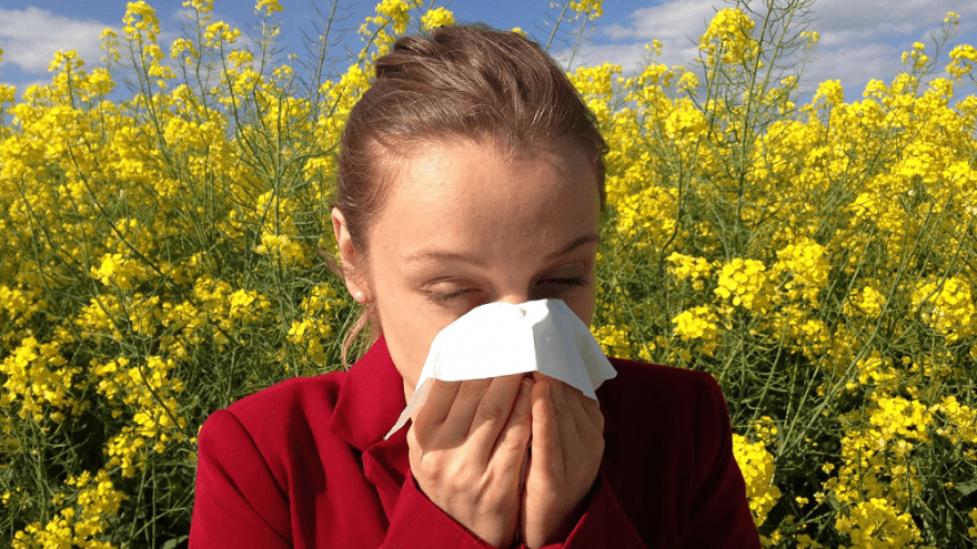 Running and spring allergies: How to cope with the change of season.