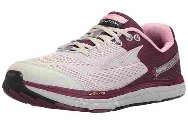 A review of the Altra Intuition 4.