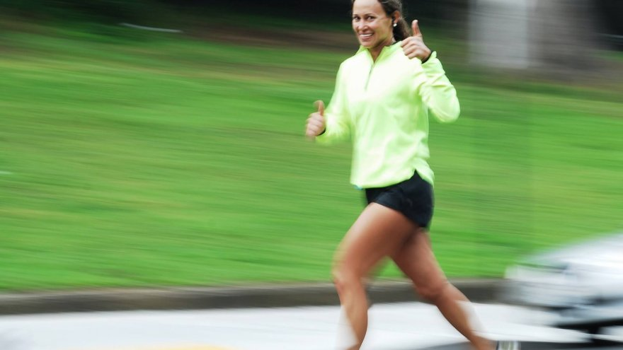 What Is An Average Jogger's Speed?