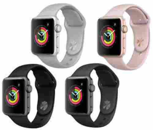 5.  Apple Watch Series 3