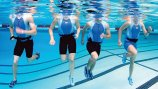 For a safe alternative to land running, try pool running!