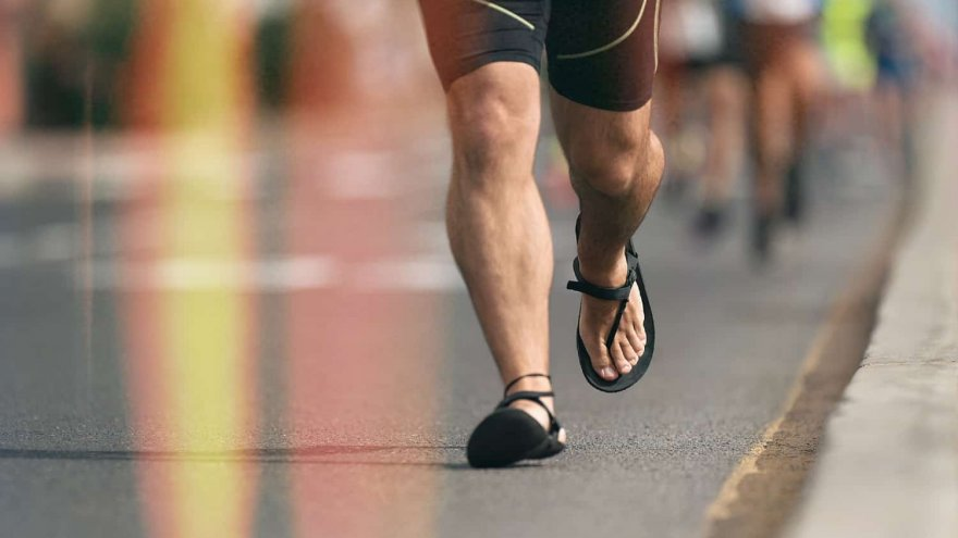 Can You Run Well In Running Sandals?