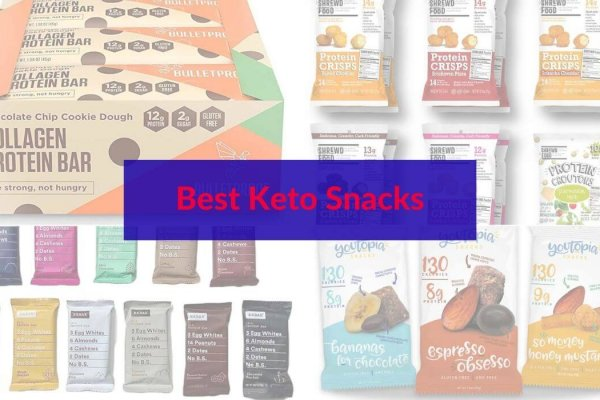 10 Best Keto Snacks On The Go That You Should Try