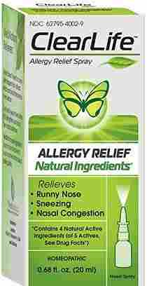 8. ClearLife Allergy Relief