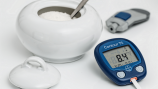 The impact of running on blood sugar levels.